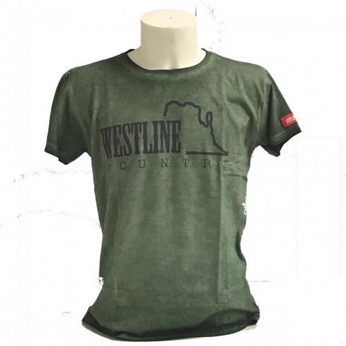 tshirt logo verde